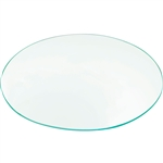 "30"" Round Glass Table Top  3/8"" Thick"
